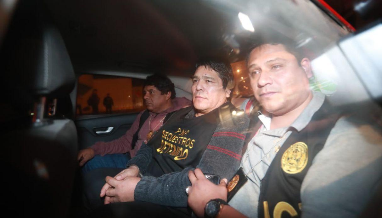 Inpe: Rubén Moreno, 'Goro', ya está en Ancón I, pero será reubicado en otro penal