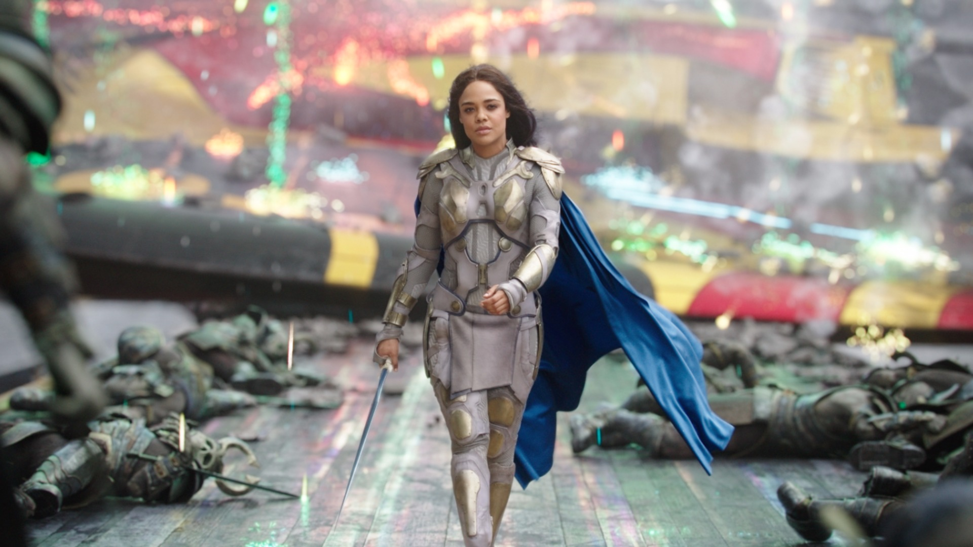 Marvel Studios anuncia a Valkyrie como su primer personaje LGTB