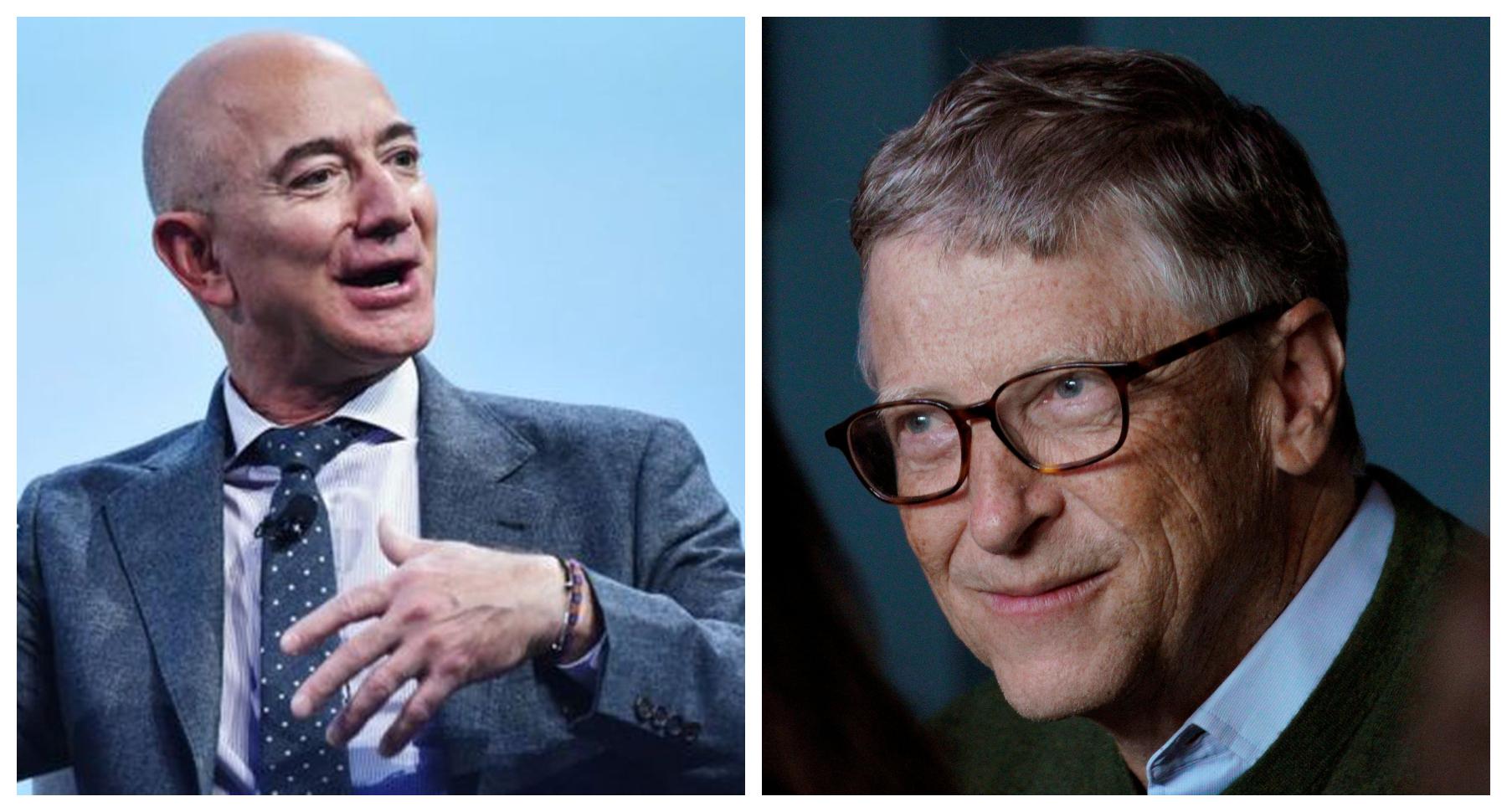Forbes: Así se ha movido el ránking mundial de los más ricos en la última década