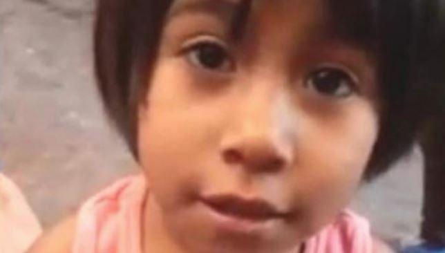 'Calcetitas Rojas' fue el apodo de la pequeña 'Lupita', quien fue violada y asesinada por su madre y padrastro en 2017. | Captura