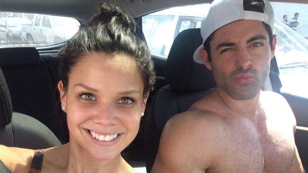 Sebastián Lizarzaburu y Andrea San Martín tuvieron un sonado romance en medio de los programas reality