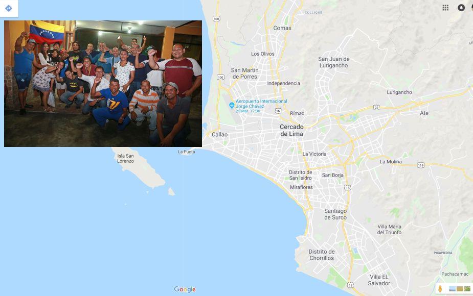 Estos son los distritos con más venezolanos en Lima