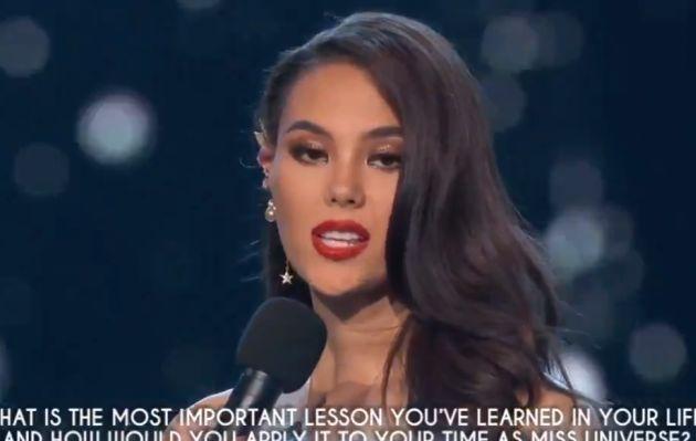 Filipinas se corona como la nueva Miss Universo