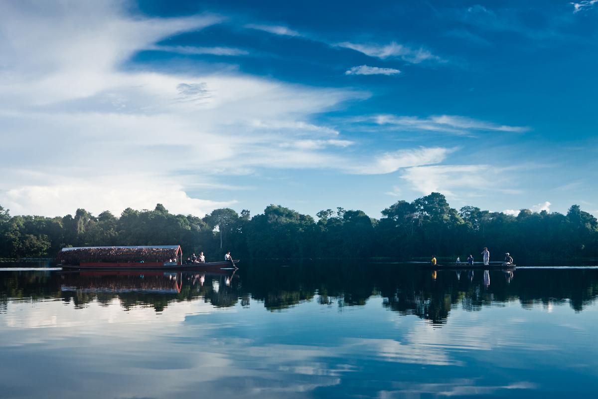 National Geographic Amazonas elige como uno de los mejores lugares para viajar en el 2019