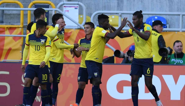 Ecuador vs. Italia EN VIVO partido por el Mundial Sub 20