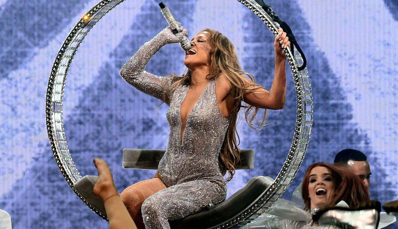 Jennifer Lopez canceló su segundo concierto en Nueva York por apagón | FOTOS