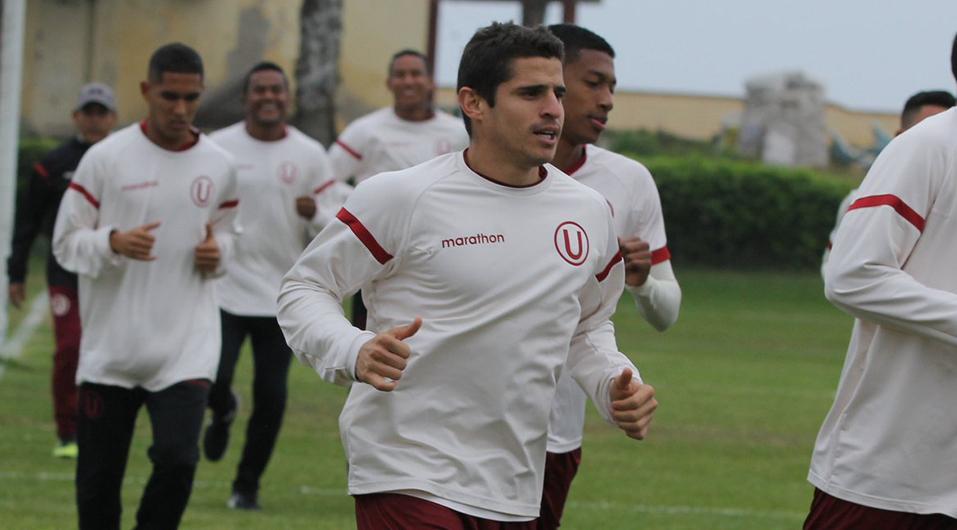 ¡ES OFICIAL! Aldo Corzo viajará a Cajamarca con la 'U' para enfrentar a UTC - Diario Depor