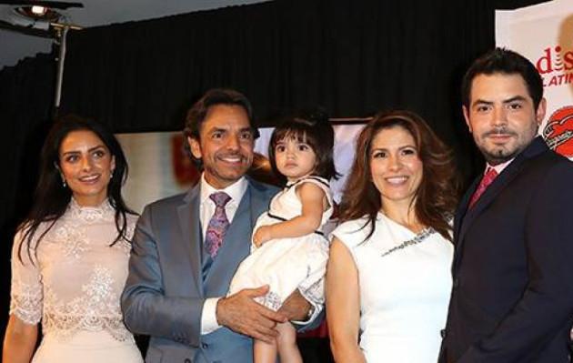 Eugenio Derbez: estos son los verdaderos apellidos del actor y sus hijos