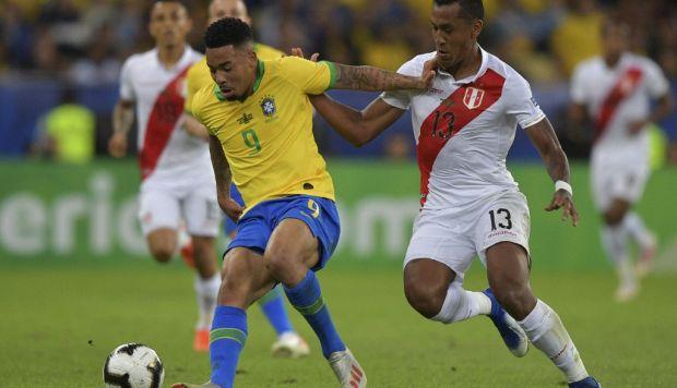 Será la tercera vez en menos de tres meses que las selecciones de Brasil y Perú se enfrentan, después de verse las caras dos veces en la Copa América. (Foto: AFP)