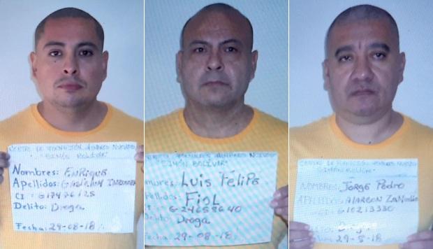 Tres narcotraficantes mexicanos se fugan de cárcel en Venezuela, informa gobierno