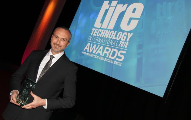 Goodyear recibe el premio al 'Logro Medioambiental del Año'