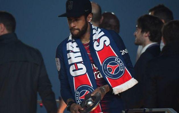 PSG anunció que 'tomará medidas' contra Neymar tras no presentarse a los entrenamientos