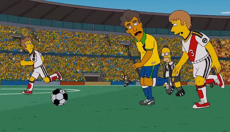 La verdad tras el viral sobre la predicción de Los Simpson ante la final Perú vs Brasil   VIDEO