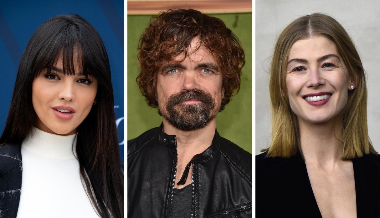 Eiza González participará en la cinta 'I Care a Lot' junto a Peter Dinklage y Rosamund Pike   FOTOS