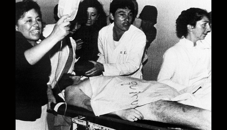 El asesinato de Luis Carlos Galán en 1989 conmocionó a toda Colombia. (Foto: AFP/archivo)