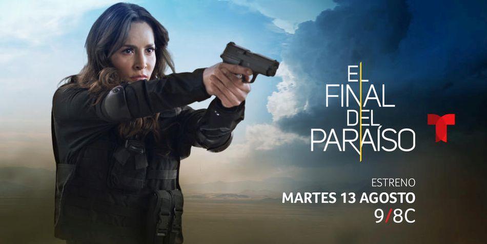 """""""El final del paraíso"""" estrenó su nueva temporada a través de Telemundo y en esta entrega, Catalina Santana tendrá a su enemigo más cerca que nunca. (Foto: Telemundo)"""