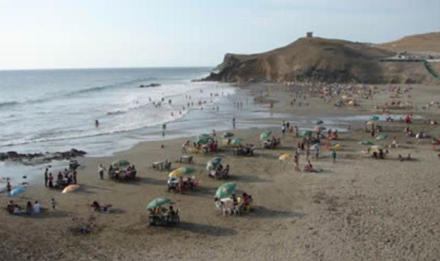 Año Nuevo: Conoce las playas ideales para acampar y recibir el 2018