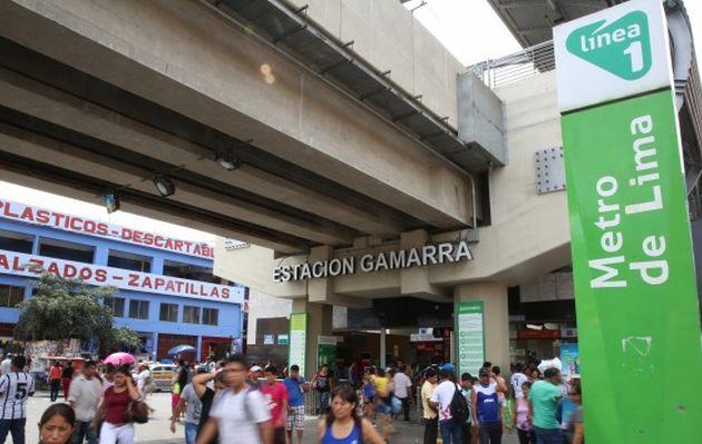 Estación de Metro de Lima en La Victoria será cerrada por tres días