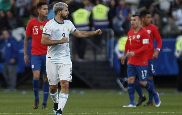 Argentina venció 2-1 a Chile y se quedó con el tercer puesto de la Copa América  Brasil 2019