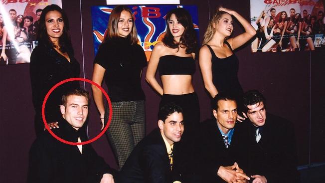 """Rafale Amaya fue parte del grupo musical """"Garibaldi"""". (Foto:Telemundo)"""