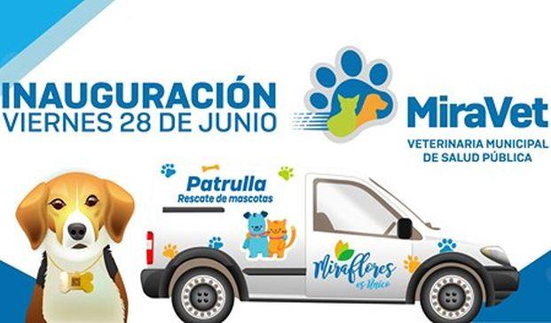 Miraflores inaugurará nueva veterinaria municipal