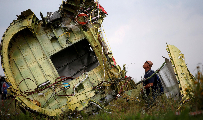 Un misil del Ejército de Rusia derribó el vuelo MH17 de Malaysia Airlines
