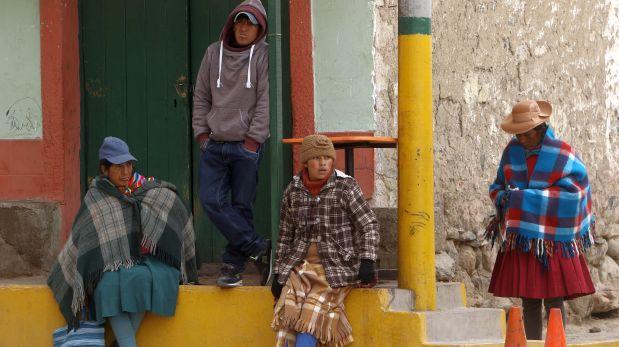 Desde mañana descenderá la temperatura nocturna en la sierra - El Comercio - Perú