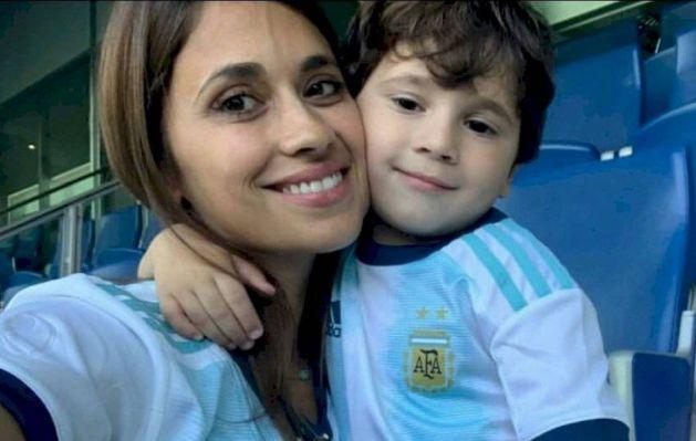 Brasil 2019: las fotos de Antonella Roccuzzo que enamoran en la Copa América