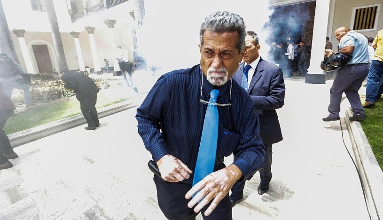 Diputado Américo de Grazia. | Foto: EFE