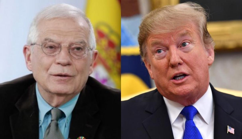 """España acusa a EE.UU. de ir como """"un cowboy"""" en Venezuela"""