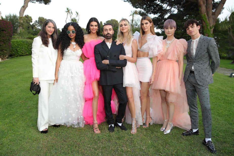 H&M anuncia su colaboración con Giambattista Valli
