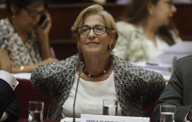 Abogado de Susana Villarán: No hay peligro procesal para pedir prisión preventiva