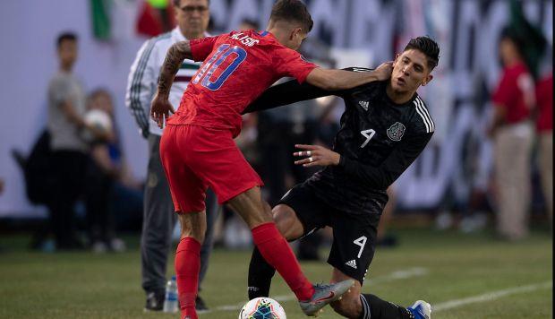 México y Estados Unidos disputarán amistoso tras la Copa Oro