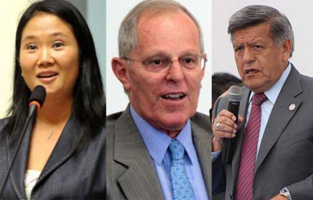 Elecciones: Estas son las planchas presidenciales presentadas para competir