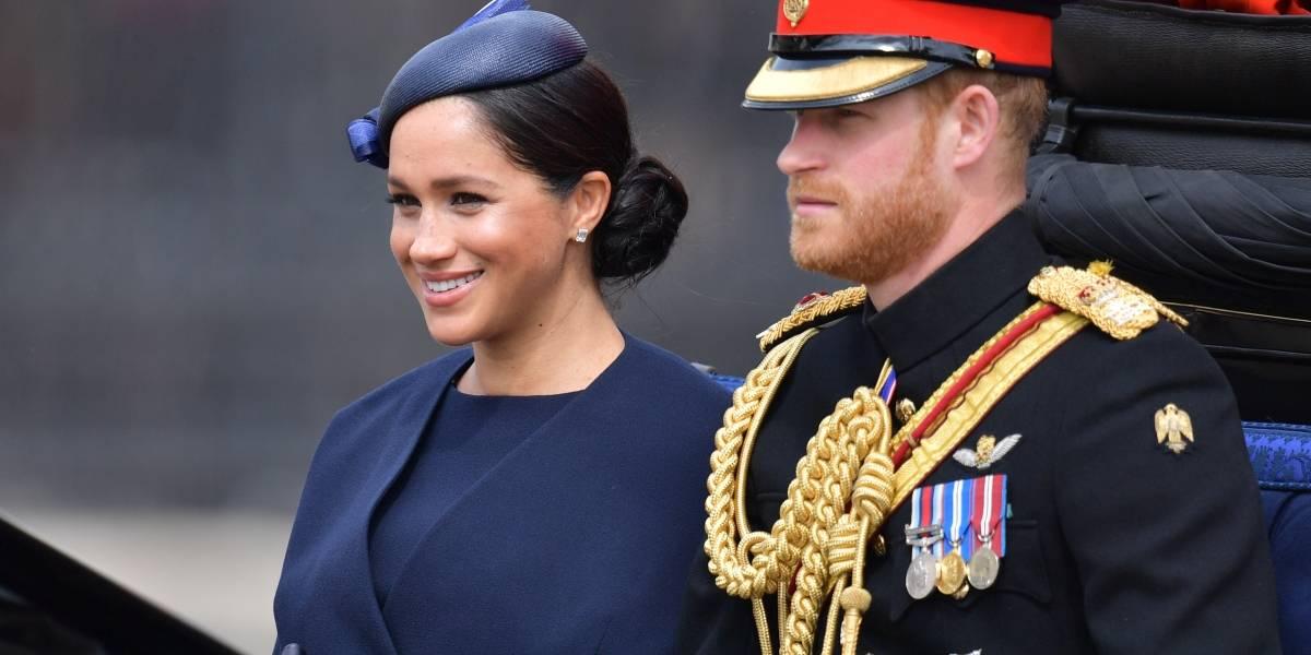 Revelan que príncipe Harry quiere mandar a terapia a Meghan Markle