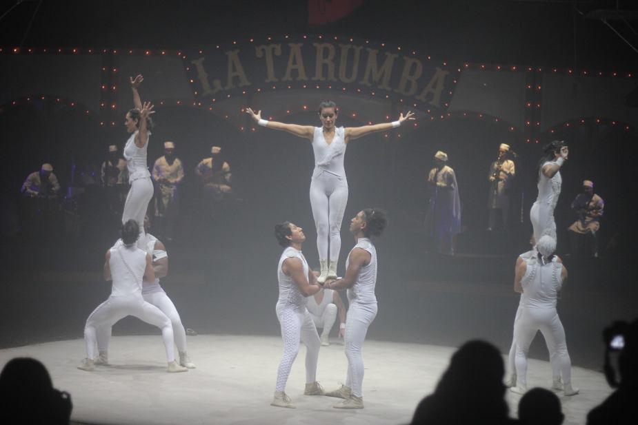 La Tarumba estrena 'Volver', un show para no dejar de soñar