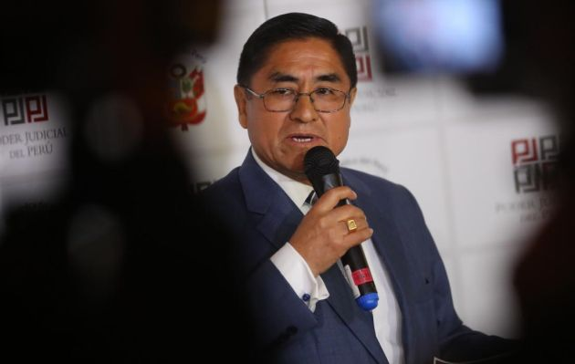 Ejecutivo retira de la OACI a embajador que ayudó a César Hinostroza