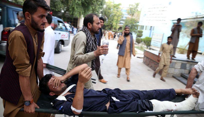 Afganistán: Al menos 13 muertos por atentado suicida en acto electoral