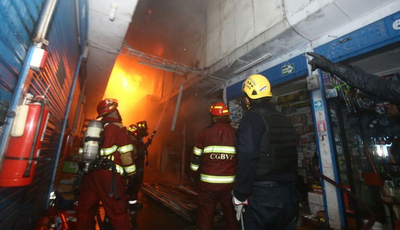 La compra que pudo matar bomberos
