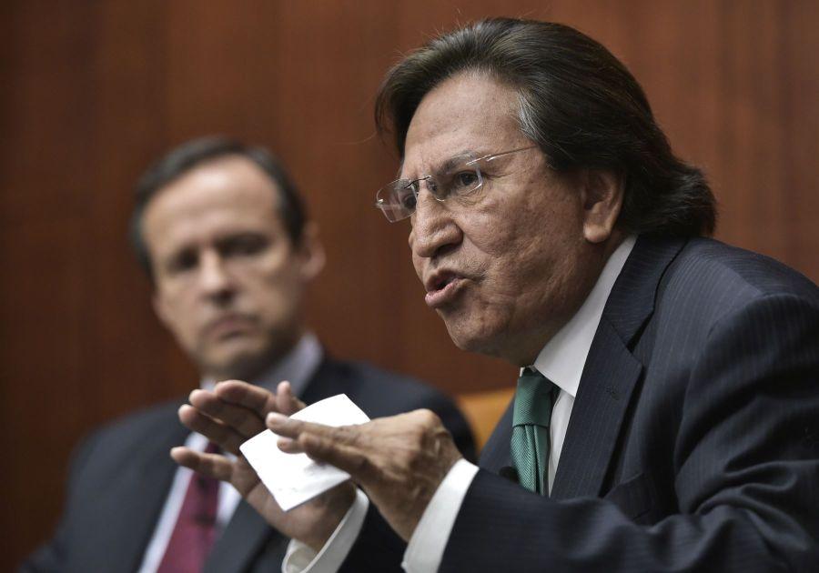 Alejandro Toledo: Congresistas saludaron su arresto por mandato de extradición