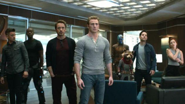 No apto para cardíacos: Reseña (sin spoilers ) de 'Avengers: Endgame'