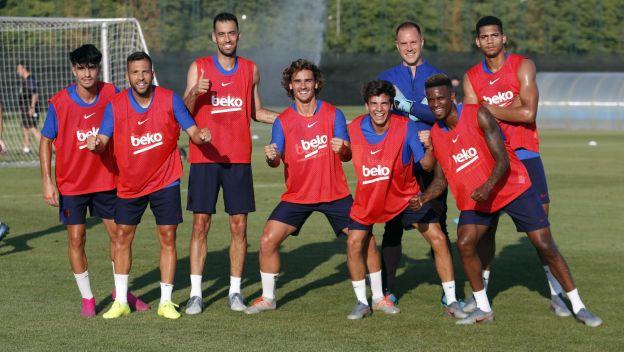 Barcelona viaja a Japón con delegación de 26 jugadores y con Antoine Griezmann como foco de atención