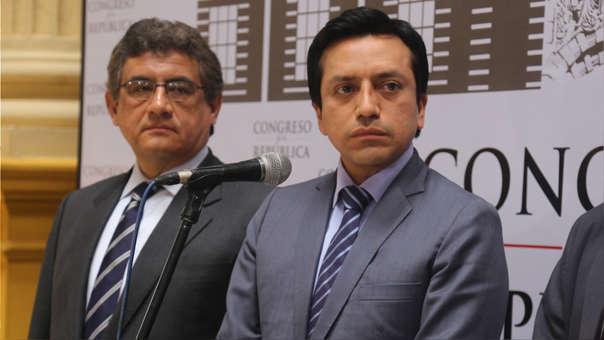 Juan Sheput y Gilbert Violeta criticaron prisión preventiva contra PPK