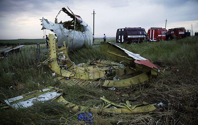 Cinco versiones sobre quién derribó el avión malasia en Ucrania