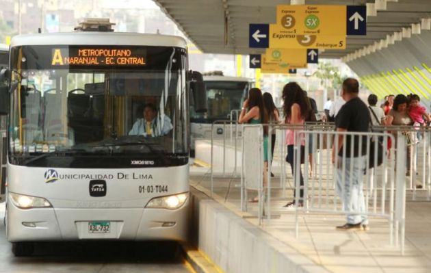 Municipalidad de Lima incrementa número de buses articulados del Metropolitano | VIDEO
