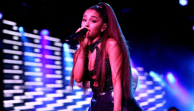 Ariana Grande sorprende con nuevo récord en Spotify