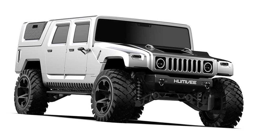 Hummer H1: fanático recrea una versión moderna del potente todoterreno | FOTOS