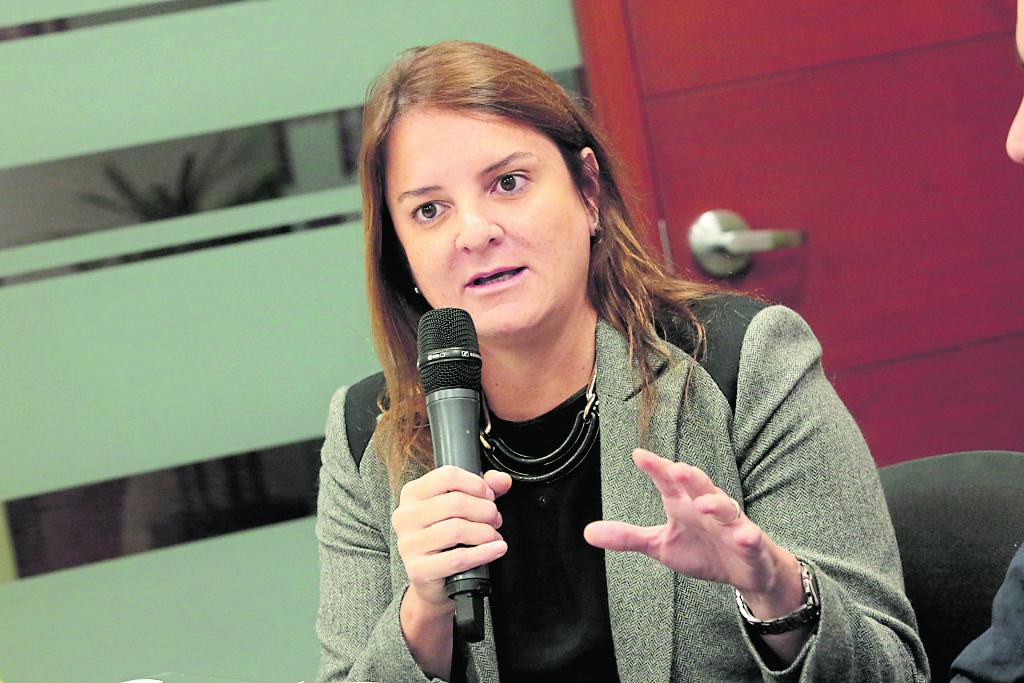 Jessica Benza (Foto: Diana Chávez)