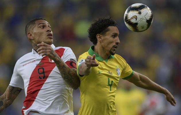 Brasil venció 3-1 a Perú y es campeón de la Copa América 2019