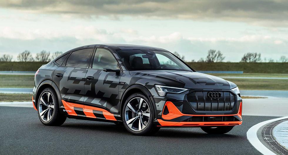 Audi E-Tron S y E-Tron S Sportback: las nuevas apuestas eléctricas | FOTOS
